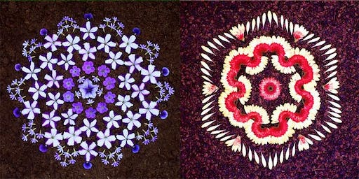 Herbal Mandalas for Kids with Holly Burke