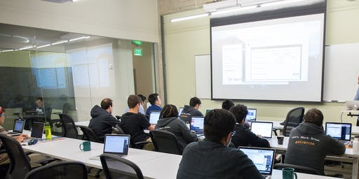 Data Science Fundamentals: Intro to Python (San Francisco - 6.03 - 7.10)