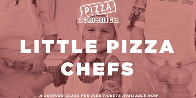 Little Pizza Chefs Class