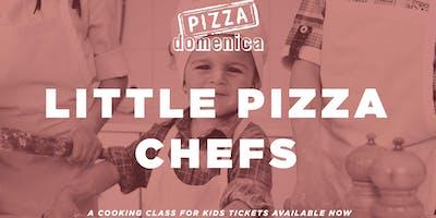 Little Pizza Chefs Class