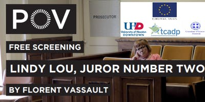 Lindy Lou, Juror Number Two: A Film and Expert Panel on the Death Penalty