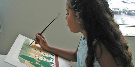 Drawing & Painting for Pre - Teens 10-12 tickets