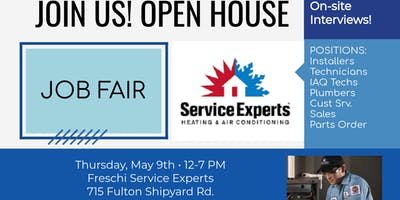 Service Experts - Open House