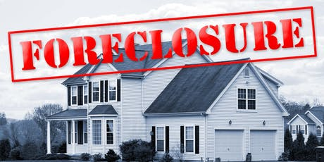 Avoid the Pain of Foreclosure tickets