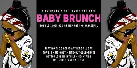 Baby Brunch July  tickets