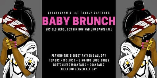 Baby Brunch July