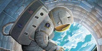 An Astronaut's Journey to Space Storytime