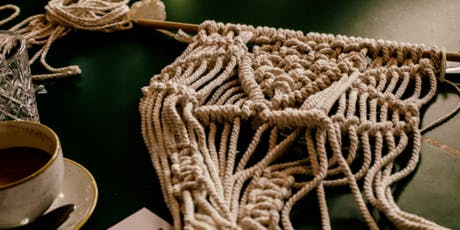 Macrame Beginners Workshop -  Afternoon Session tickets