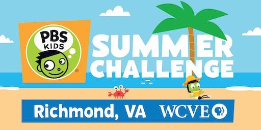 PBS KIDS Summer Challenge 2019 - Richmond