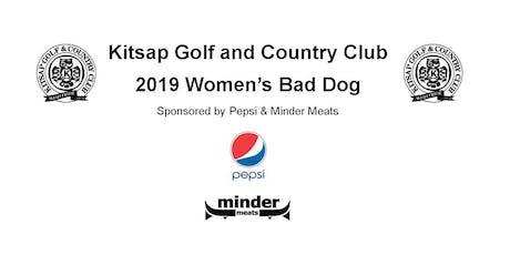 2019 Women's Bad Dog Tournament  tickets