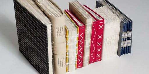 Decorative Bookbinding Workshop with Susie Wilson