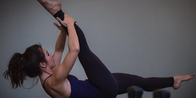 Yogalates with Jade at Life Time Fitness
