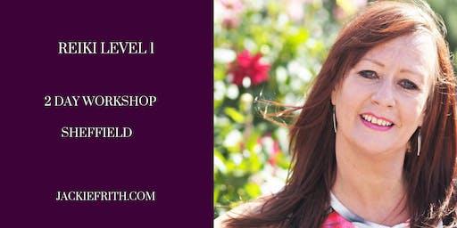 Reiki Level 1 - 2 Day Workshop Sheffield