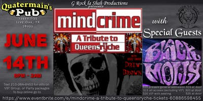 Mindcrime-Tribute to Queensryche And Black Molly