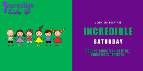 Incredible Kids family play session for children with additional needs tickets
