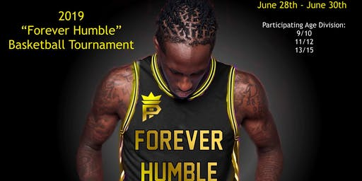 """Kids Hoops Presents: Taurean Prince First Annual """"Forever Humble"""" Basketball Tournament"""