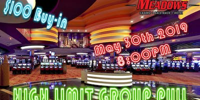 Group Slot Pull at The Meadows - $100 Buy-In