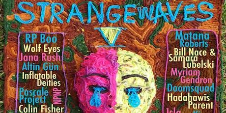Strangewaves 5: Mother Nature tickets