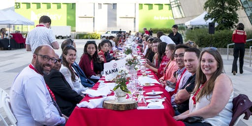 The Long Long Table 2019