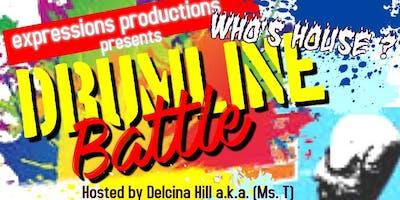 WHO'S HOUSE!? Drumline Battle