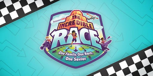VBS Incredible Race