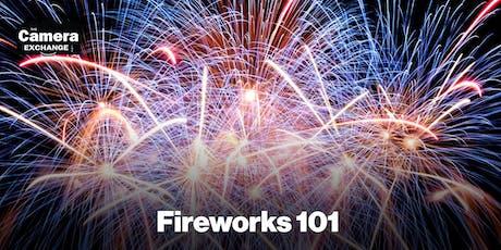 Fireworks 101 tickets
