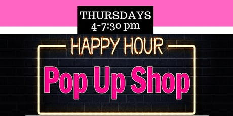 Happy Hour Pop Up Shop tickets