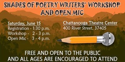 Shades of Poetry Writers' Workshop and Open Mic
