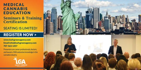 Medical Marijuana Dispensary Staff & Operations Training - New York tickets
