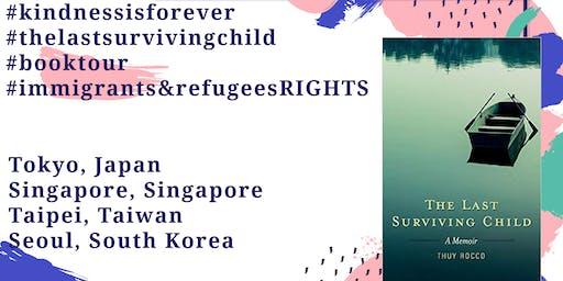 Singapore, Singapore: The Last Surviving Child: A Memoir and Self-publishing Meetup