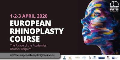 European Rhinoplasty Course 2020