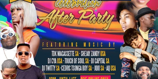 SHISANYAMA(AFTERPARTY)TICKETS