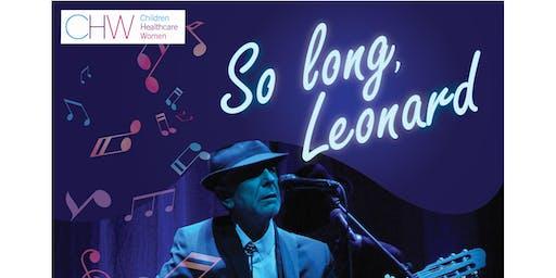 So Long, Leonard