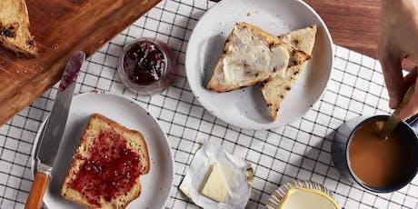 Ovenly Studio ONE54: Breakfast Baking - Scones & Biscuits tickets