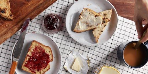 Ovenly Studio ONE54: Breakfast Baking - Scones & Biscuits