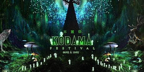 Kodama Festival ingressos