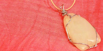 Wire Wrapping 1: Coil and Basket Wrap