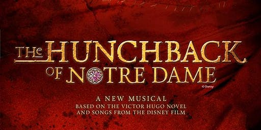 """The Hunchback of Notre Dame"" presented by BG OnStage"