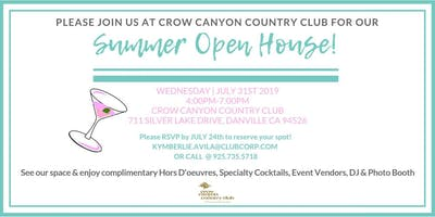 Crow Canyon Country Club Summer Open House