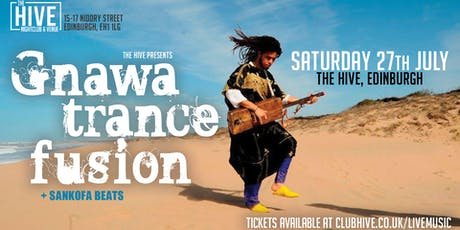Gnawa Trance Fusion tickets