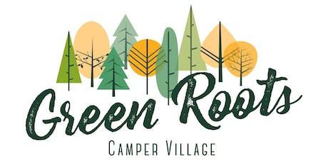 Green Roots Camper Village Tickets