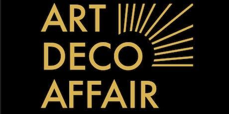 Art Deco Affair tickets