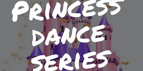 Princess Dance Series - Hula Dancing with Princess Moana tickets