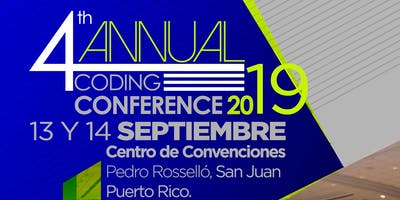 """4th Annual Coding Conference 2019"""