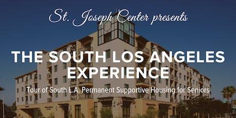 St. Joseph Center Tours - The South LA Experience tickets