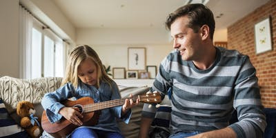 4-Week Ukulele Course for Youth and Family