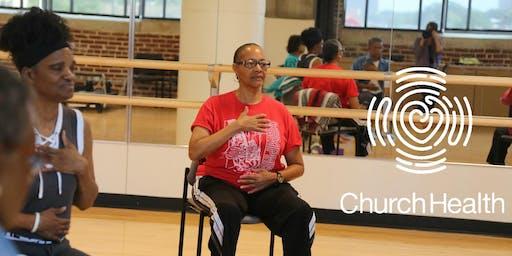 Energizing Chair Yoga | Summer 2019