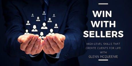 Win With Sellers - Glenn McQueenie billets