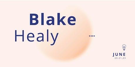 Blake Healy at Light City Church  tickets