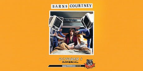 Barns Courtney - The 404 Tour tickets